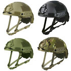 COMBAT FAST HELMET SPECIAL FORCES SWAT BRITISH US ARMY SAS MOUNT MTP VIP SF