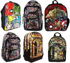 Marvel Comics: Backpack / Rucksack - New & Official Marvel Merchandise With Tags