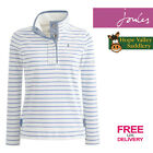 Joules Cowdray Salt Ladies Sweatshirt (S) **BNWT** **FREE UK Shipping**