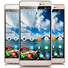 Unlocked 5.0'' Android Quad Core 2Sim Cellphone AT&T T-Mobile 3G/GSM Smartphone