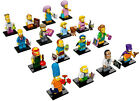 LEGO NEW SIMPSONS 2 MINIFIGURES ALL 16 AVAILABLE YOU PICK WHICH MINIFIGS 71009