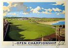 2000 Golf Open Championship St Andrews Commemorative Poster A3 Print
