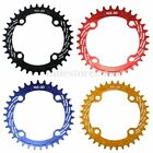 Hot! Race NW Single Narrow Wide 9/10/11 speed Bike Chain Ring 104 BCD 32 34 36T