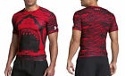 Under Armour Alter Ego 100% Beast Shark Men's Compression T Shirt 1253881 600