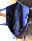 Borsa Shopping Donna Pelle a Mano 100% Vera Pelle Made in Italy Leather Tote Bag