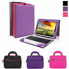 Keyboard Protective Leather Stand Case+Handle Sleeve For Acer Aspire Switch 10
