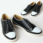 New Awesome Mens Sneakers Black Comfort Casual Lace Up Shoes