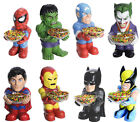 Marvel / DC Comics Giant Figure And Candy Bowl New & Official In Box Hulk/Batman