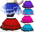 NEON TUTU SKIRT  80'S FANCY DRESS