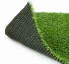 7MM BUDGET ASTRO TURF - ARTIFICIAL GRASS - CHEAP GREEN LAWN - ANY SIZE!