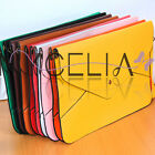 Fashion Women Envelope Clutch Handbag Shoulder Tote Bag PU