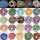 Strand 4-7mm Cultured Top Drilled Freah Water Pearl Loose Beads Fit Jewelry DIY