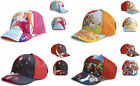 Girls Baseball Cap Boys Baseball Cap Disney Frozen Princess Star Wars Avengers