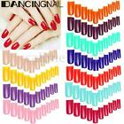 100 Pcs Capsules Naturel Acrylique Faux Ongles Extension Gel UV Nail Art Tips