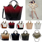 Women's Ladies's Two Tone Large Size High Quality Designer Fashion Bags Tote Bag