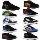 Mens AirWalk Casual Skate Lace Up Padded Shoes Trainers Sizes 7 to 12