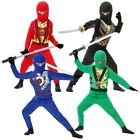 Ninja Avengers Series 4 Costume Halloween Fancy Dress  sc 1 st  Lookup Before Buying : green ninja avenger costume  - Germanpascual.Com