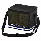 NFL Football Team Logo 6 Pack Impact Cooler Lunch Bag - Pick Your Team!
