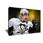 Pittsburgh Penguins MVP SIDNEY CROSBY Poster Photo Painting on CANVAS Wall Art $36.0 USD on eBay