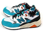 New Balance MRT580HA D Teal Blue & White & Beige Lifestyle Classic Casual NB