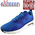 Nike Mens Air Tavas Classic Running Shoes Trainers Blue New 2015 *AUTHENTIC*