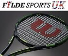 Wilson Blade 98 S 16x18 Tennis Racket  2016 - Feedback, Feel & Spin
