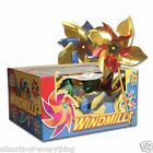 24 x Foil 18cm Garden Windmill - Assorted Colours Windmills