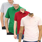 Lacoste Polo Slim Fit Stretch Poloshirt Polohemd T-Shirt Kurzarm Herren PH4014