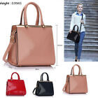 Ladies Women's Metal Frame Top Grab Tote Bags Fashion Quality Celebrity Handbags