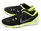 Nike W Free 5.0 TR Fit 5 BRTHE Breathe Black/Metallic Silver-Volt 718932-005