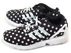 Adidas ZX Flux W Polka Dots Black/White Fashion Lifestyle Casual Shoes S77312