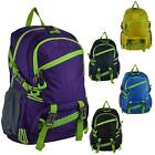 NEW Mens Ladies Hi Visibility BACKPACK RUCKSACK BAG by Outdoor Gear Travel