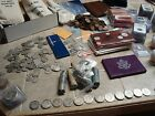 ESTATE SALE 40 COINS COLLECTION,  MINT SETS,  GOLD,  SILVER,  PF70 COIN LOT #4412