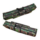 2/3 Layer Fisherman Fishing Rod Case Bag Travel Organizer Tackle Tools Storage