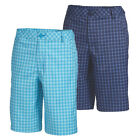 New Rickie Fowler PUMA Tech GT GO TIME Plaid Golf Shorts - Pick Size & Color