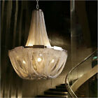 Retro fashion Style LED Aluminum Chain Ceiling Lamps Chandeliers Lamps #1127