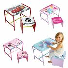 WORLDS APART DOODLE DESKS KIDS FURNITURE BEDROOM PLAYROOM VARIOUS DESIGNS