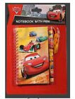 Disney & Kids Character A4, A5 & A6 Notebook Notepad School Stationery New Gift
