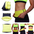US Waist Trainer Heating Shaper Underbust Tummy Waspie Sport Gym Fever Corset #8