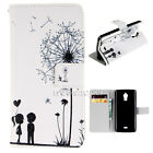 Wallet q11 PU Leather Card Stand Flip Magnet Skin Case Cover For Many Wiko Phone