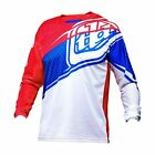 Troy Lee Sprint MTB Mountain Bike DH Freeride Jersey - Gwin Ltd Edition