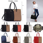Ladies Fashion Designer Large Tote Handbag Women's Quality Trendy Shoulder Bags