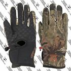 MANZELLA MENS H007M BOW RANGER FLEECE HUNTING GLOVE MOSSY OAK BREAK-UP INFINITY $21.99 USD on eBay