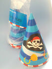 Cone Shaped Pirate Party Hats