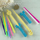 Replacement Hook Tool for Colourful Rainbow Rubber Loom Bands Bracelet Kit