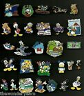 Donald Daisy Duck Uncle Scrooge Christmas 3 Caballeros Hewey Splendid Disney Pin