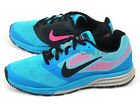 Nike Wmns Air Zoom Fly 2 Blue Lagoon/Black-Tide Pool Blue-Pink Pow 707607-401