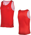 Pearl Izumi Men's Cycle Cycling Bike Singlet - Red - Small