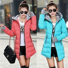 New women's winter coat long paragraph Slim Down padded winter jacket
