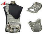 Tactical Military Outdoor Sports Camping Molle Shoulder Sling Bag Backpack Pouch